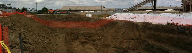 CVE Contaminated Soil Removal