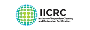Institute of Inspection, Cleaning and Restoration Certification Logo