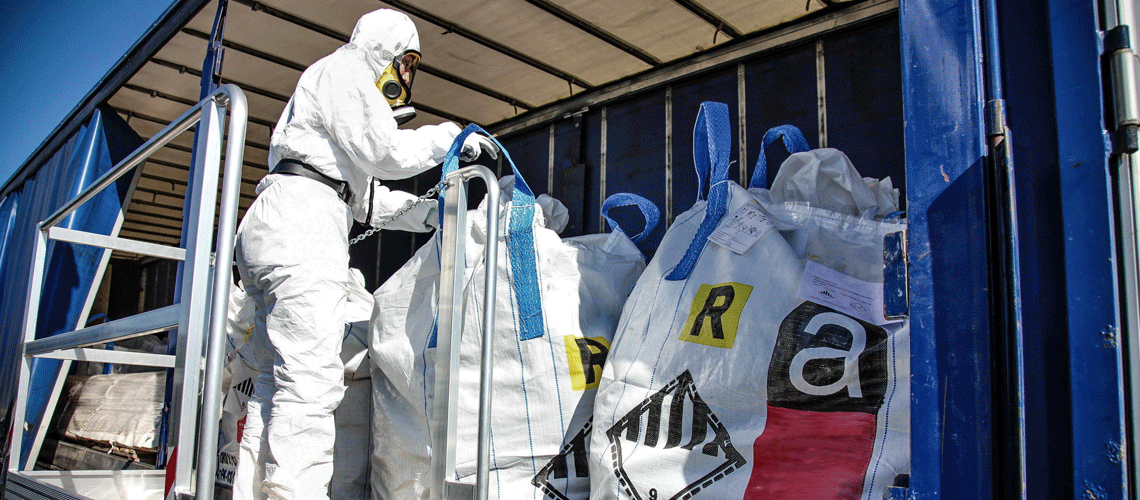 asbestos abatement East Bay