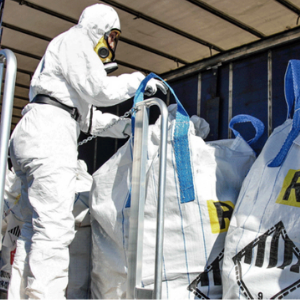 CVE Hazardous Materials Removal