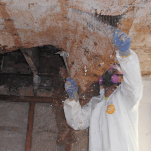 CVE Asbestos Removal in California