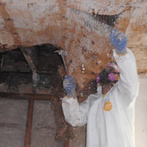 CVE Asbestos Removal