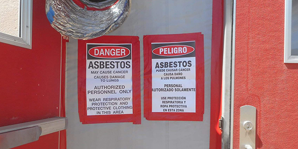 CVE Emergency Asbestos Abatement blog header