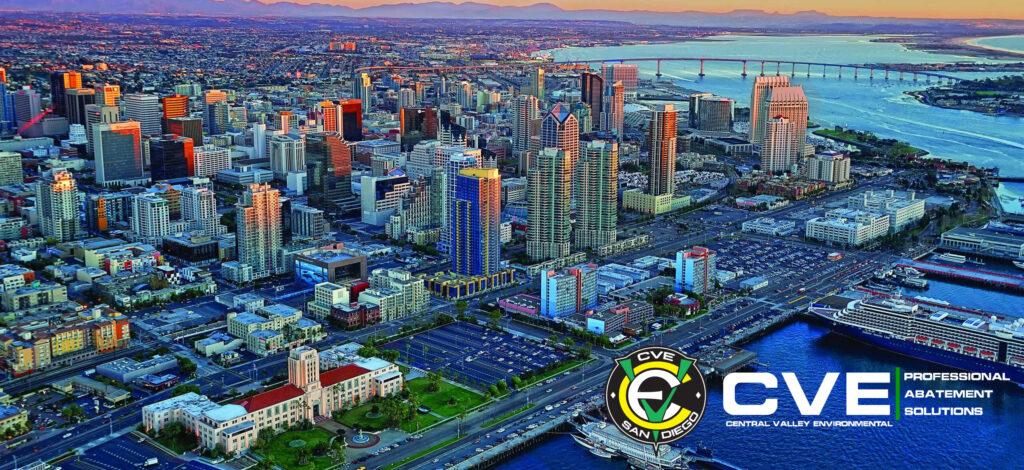 CVE San Diego Page Header