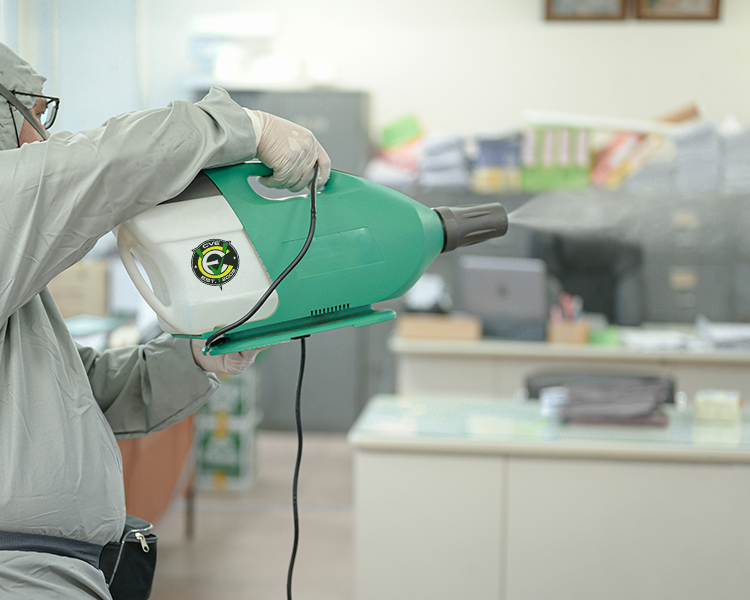 CVE Services Residential and Commercial COVID-19 Cleaning