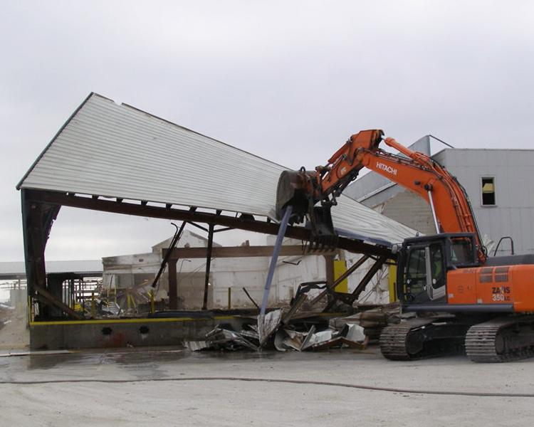 CVE Services Demolition Asset Recover