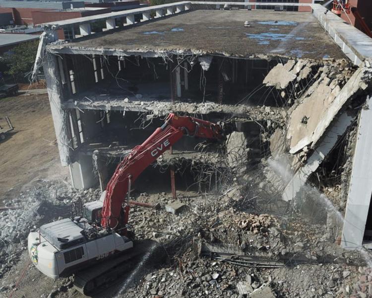 CVE Services Demolition Services