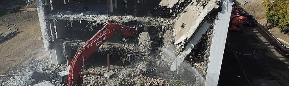 CVE Demolition Services Header