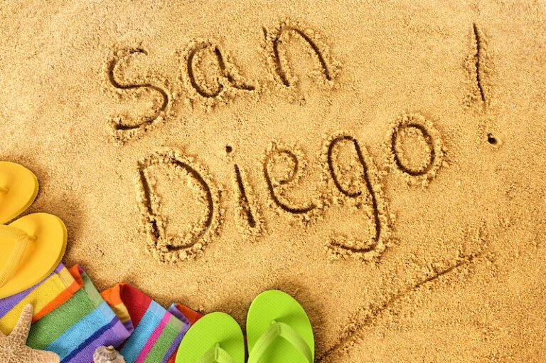 CVE San Diego Beach