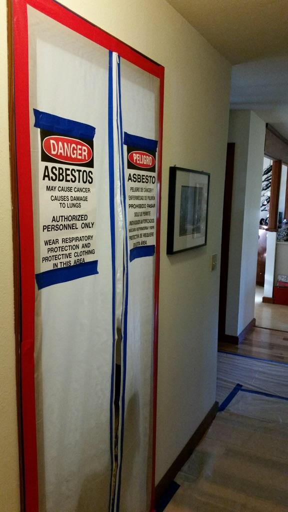 Asbestos Removal & Abatement - Central Valley Environmental